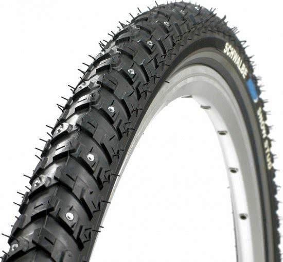 SCHWALBE Fahrradreifen Snow Stud 26x1,90 Spike-Reifen