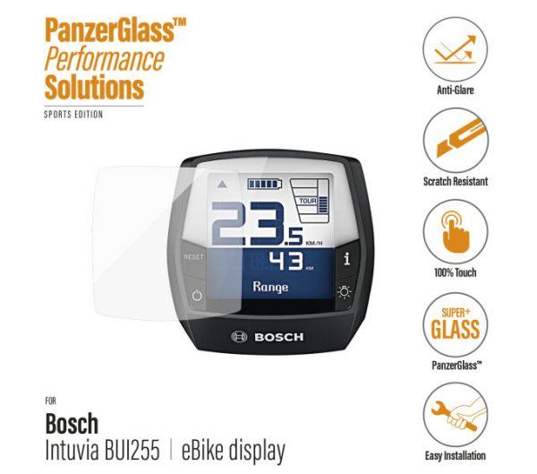 Panzerglas Schutz für E-Bike Display Bosch/Shimano