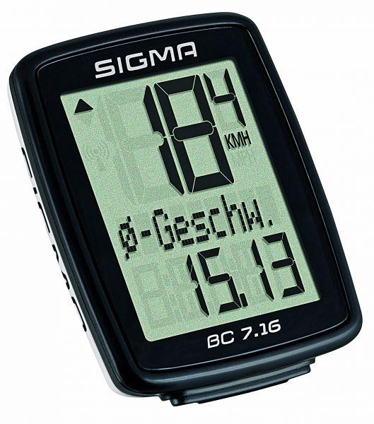 SIGMA Radcomputer BC 7,16