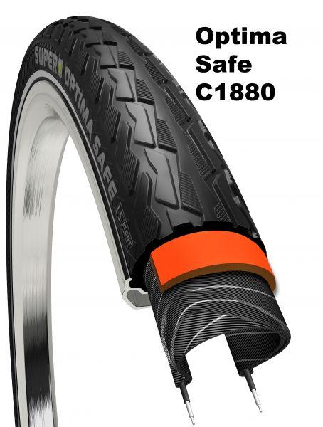 SUPERO Fahrradreifen Optima Safe C1880